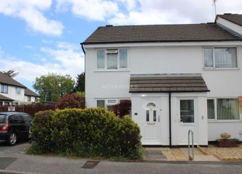 Thumbnail 2 bedroom end terrace house to rent in St Boniface Close, Beacon Park