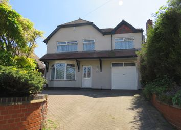 Thumbnail 5 bed detached house for sale in Beeches Road, Great Barr, Birmingham
