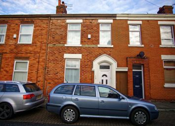 Thumbnail 3 bedroom terraced house to rent in Wilbraham Street, Preston