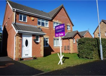Thumbnail 3 bed semi-detached house for sale in Washington Drive, Liverpool