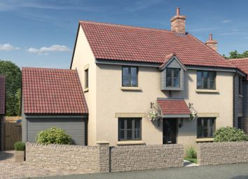 Thumbnail 3 bedroom end terrace house for sale in Fullers Cottage, Glastonbury