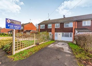 3 bed terraced house for sale in Manor End, Uckfield, East Sussex TN22