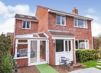 Thumbnail 4 bed detached house for sale in Clay Close, Dilton Marsh, Westbury
