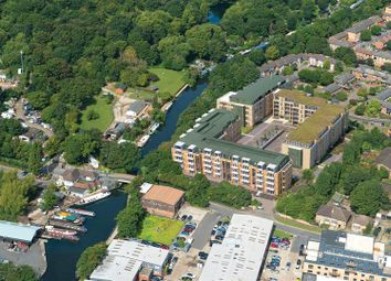 Thumbnail 2 bed flat for sale in Packet Boat Lane, Uxbridge