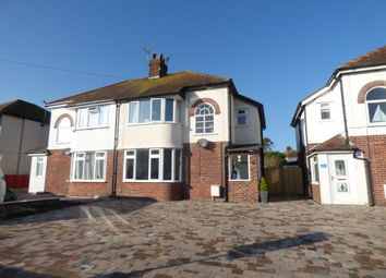 Thumbnail 3 bed semi-detached house for sale in Maesgwyn Road, Penrhyn Bay, Llandudno, Conwy