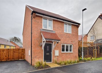 Thumbnail 3 bedroom detached house for sale in Oxlip Road, Stansted