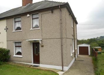 Thumbnail 3 bed semi-detached house to rent in Park Crescent, Penygarn, Pontypool