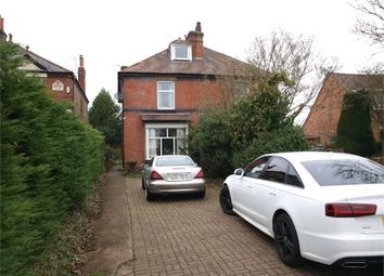 Thumbnail 4 bed semi-detached house for sale in Castle Way, Willington, Derby