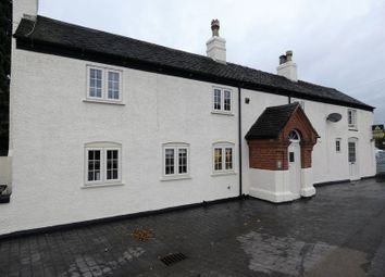 Thumbnail 3 bed cottage for sale in Uttoxeter Road, Foston, Derby