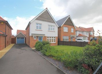 Thumbnail 3 bed detached house for sale in Catherall Avenue, Buckley, Flintshire