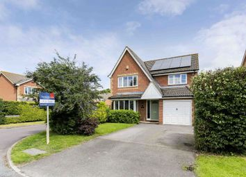 Thumbnail 4 bed detached house for sale in Hambrook Hill South, Hambrook, Chichester