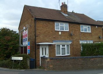 Thumbnail 2 bed semi-detached house to rent in Dallow Road, Luton, Beds