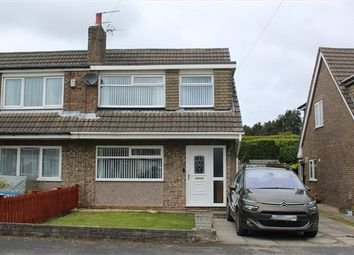 Thumbnail 3 bed property for sale in Wordsworth Close, Ormskirk