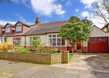 Thumbnail 2 bedroom semi-detached bungalow for sale in Brandville Gardens, Barkingside, Ilford, Essex