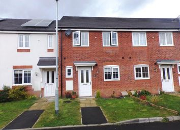 Thumbnail 3 bed terraced house for sale in Golygfa Clwyd, Rhyl, Denbighshire
