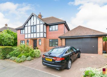Thumbnail 5 bed detached house for sale in Richardson Crescent, Cheshunt, Cheshunt, Hertfordshire