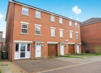 Thumbnail 3 bedroom town house for sale in Highfield Avenue, Swaffham