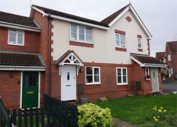 Thumbnail 2 bedroom end terrace house to rent in Peabody Avenue, Worcester
