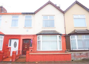 Thumbnail 3 bed terraced house for sale in Ionic Road, Liverpool