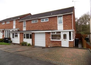 3 bed end terrace house for sale in Hawthorn Grove, Exmouth EX8