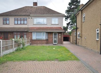 Thumbnail 3 bed property to rent in Eugene Close, Gidea Park, Romford