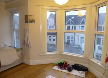 Thumbnail 5 bedroom terraced house to rent in Monthermer Road, Cathay`S, Cardiff