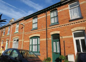 Thumbnail 3 bed terraced house for sale in Belgrave Terrace, Teignmouth