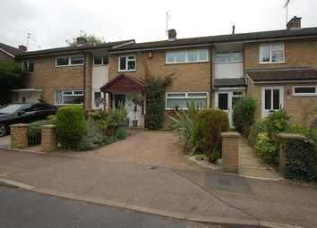 Thumbnail 3 bed terraced house for sale in Manor View, Stevenage