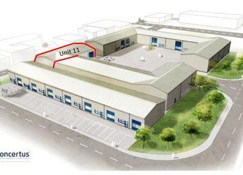 Thumbnail Commercial property to let in Unit 11, Phoenix Enterprise Park, Gisleham, Lowestoft