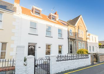 Thumbnail 4 bed town house for sale in Roland Road, St. Sampson, Guernsey