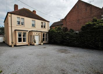 Thumbnail 5 bedroom detached house for sale in Main Road, West Huntspill