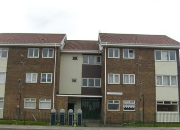 Thumbnail 3 bed flat to rent in Gainsborough Avenue, South Shields