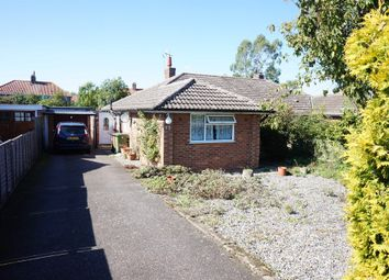 Thumbnail 3 bed semi-detached bungalow for sale in Parklands Way, Redenhall, Harleston