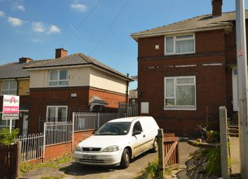 Thumbnail 2 bedroom end terrace house for sale in Wragg Road, Sheffield