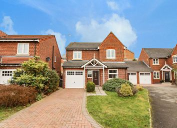 Thumbnail 4 bed detached house for sale in The Lovatts, Kidsgrove, Stoke On Trent