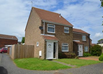 Thumbnail 3 bed semi-detached house for sale in Hunters End, Trimley St. Mary, Felixstowe