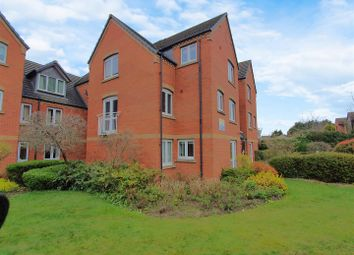 Thumbnail 1 bed flat for sale in Forge Court, Syston, Leicester