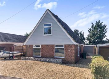 Thumbnail 3 bed property for sale in Hubbard Close, Wymondham