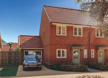 Thumbnail 2 bedroom semi-detached house for sale in The Dunlin, Willowbrook, Elmbridge Road, Cranleigh, Surrey