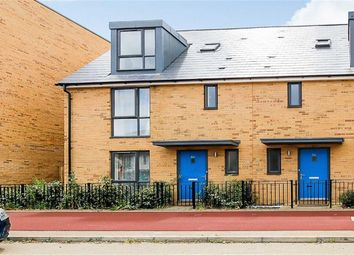 Thumbnail 4 bed town house for sale in Fen Street, Brooklands, Milton Keynes