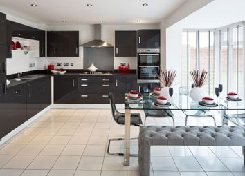 "Thumbnail 4 bedroom detached house for sale in ""Millford"" at Maw Green Road, Crewe"