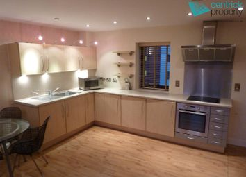 Thumbnail 1 bed flat to rent in Watermarque, 100 Browning Street, Birmingham