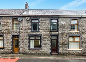 Thumbnail 4 bed terraced house for sale in Brytwn Road, Cymmer, Port Talbot