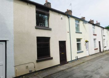 Thumbnail 2 bed terraced house for sale in Poleacre Lane, Woodley, Stockport