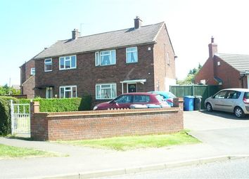 Thumbnail 2 bed property to rent in Peaselands, Desborough, Kettering