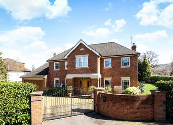 Thumbnail 5 bed detached house to rent in Mount Close, Virginia Water, Surrey