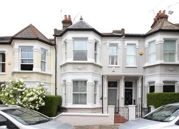 Thumbnail 4 bedroom terraced house for sale in Bramfield Road, London