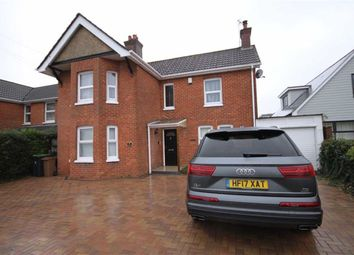 Thumbnail 4 bed detached house to rent in Victoria Road, Ferndown