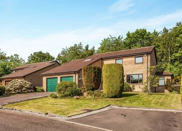 Thumbnail 4 bed detached house for sale in Rutherford Court, Bridge Of Allan, Stirling