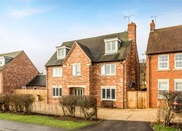 Thumbnail 5 bed detached house for sale in The Ridgeway, Stratford-Upon-Avon